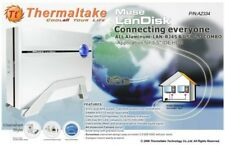 "Thermaltake Muse LanDisk Enclosure 3.5"" IDE Hard Drive ATA HDD USB2.0"