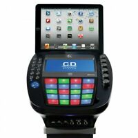 Easy Karaoke EKS-878-BT Bluetooth System with Speaker Pedestal