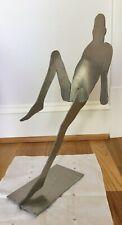 William KING Mid Century Modern Aluminum Figural Sculpture  1970 7/25