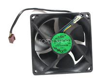 Not used ADDA AD0912UX-A7BGL Fan 92*92*25mm 12V 0.5A  4pin 4 wire