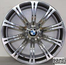 KIT 4 CERCHI IN LEGA  19'' BMW SERIE 3 e90 E M3 ORIGINALE USATO 2283555/2283556