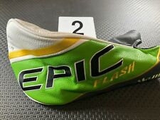 Callaway Epic Flash Driver Head Cover! Super Nice! Fast Shipping!!