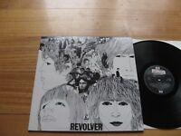 BEATLES Revolver LP -EX / NMINT 1970's UK FACTORY SAMPLE Press -Parlophone PROMO