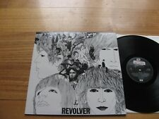 BEATLES Revolver LP -EX / NMINT 1970's UK FACTORY SAMPLE Press -Parlophone PROMO