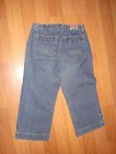 lucky brand jeans army capri jeans size 10 / 30