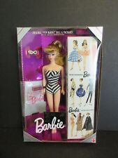 1993 35th Anniversary 1959 Reproduction Barbie-New In The Box