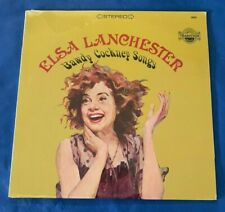 """ELSA LANCHESTER """"Bawdy Cockney Songs"""" (Tradition Everest #2065)   SEALED LP"""