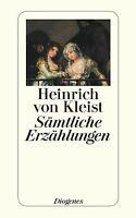 Sämtliche Erzählungen von Kleist, Heinrich von | Buch | Zustand gut