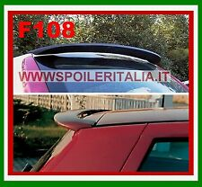 SPOILER ALETTONE  NUOVA PUNTO 5P CON PRIMER  F108P-SI108-5
