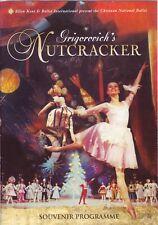 Grigorovich's Nutcracker - Chisinau National Ballet, Bristol Hippodrome, 2004