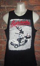 Mens Riot Society Panda Bear Tank Top T-Shirt Size M