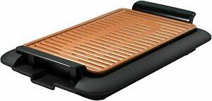 Piastra Elettrotermica Per Barbecue Veloce Fast Grill Griglia No Odori No Fumo