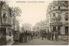 CARTE POSTALE / LORIENT COURS DE LA BOVE LE THEATRE