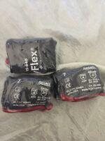 3 pair Ansell HyFlex 11-840 Foam Nitrile Gloves Size 7