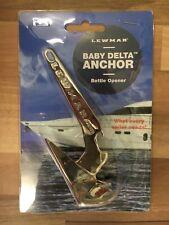 Lewmar Baby Delta Anchor Bottle Opener Boat Dinghy Yacht