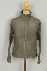 Mens PATAGONIA Fleece Windbreaker Jacket Small