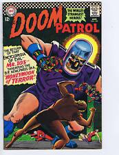 Doom Patrol #105 DC 1966