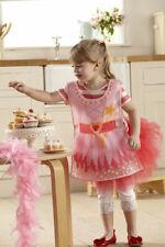 p Cooksmart Girls PEVA Vinyl Tabard Apron Cooking Fairy Princess Painting Craft