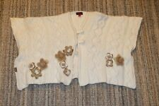 Catimini beautiful girls cardigan/poncho age 2 years Used