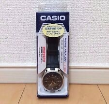 New CASIO Watch Standard AW-80-1AJF Men's Water Resist World Time From Japan F/S