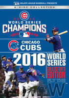 Chicago Cubs 2016 World Series (Collector's Edition) [New DVD] Boxed Set, Coll