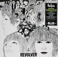 "THE BEATLES 'REVOLVER' Vinyl LP 12"" Remastered Stereo 180G - BRAND NEW SEALED"