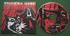 Faith No More King For A Day inc Ricochet & The Last To Know + CD