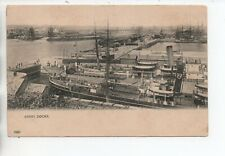 Barry Dock, Glamorgan