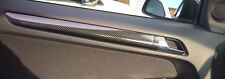 ASTRA H Mk5 (2004–2010) 5D Gloss Carbon Fibre effect door panel strips 2 door