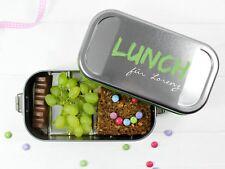 Lunchbox mit Namen personalisiert BPA-frei Butterbrotdose