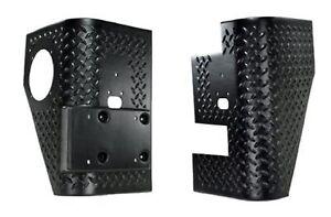 Rugged Ridge 11650.02 Rear Body Armor Kit Quarter Panel for 97-06 Jeep Wrangler
