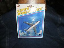 Vintage Super Dyna-Flites Boeing 767 United Airlines 1993 Moc