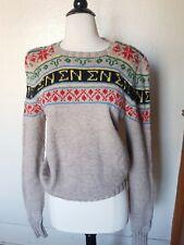 VINTAGE SIGMA NU Sweater size M