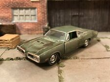 1970 Dodge Super Bee Rusty Weathered Barn Find Custom 1/64 Diecast Farm Mopar