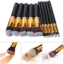 10pcs New Designs Makeup Tool Brush Brushes Set Eyeshadow Blush Brushes Tools