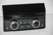 REAR climate control unit Audi D4 A8 / S8 4H0919158KDEA New genuine Audi part