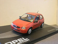 Chevrolet Corsa / Vauxhall Corsa in Red 3 Door 1/43rd Scale