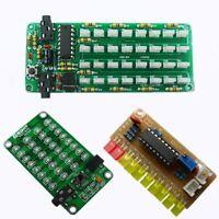 Audio Level Indicator Audio Spectrum DIY Kit Colorful Level Indicator Kit