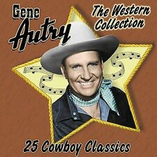 NEW 25 Cowboy Classics: The Western Collection (Audio CD)