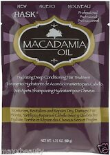 Hask Macadamia Oil Hydrating Deep Conditioning Hair Treatment 1.75oz - 1Packet