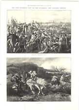1893 Kaspar Hauser Auchterarder Free Church Edward Iii Siege Of Calais