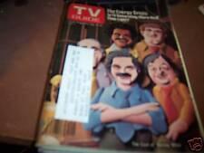 TV Guide July 16-22 1977 Cast of Barney Miller