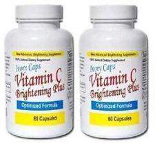 Ivory Caps 100 Natural Vitamin C Brightening Plus 60 Capsules