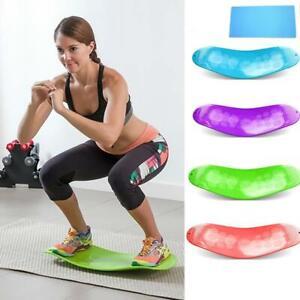 Fitness waist yoga twister balance board Simply fit stabilizer dance wobble bora