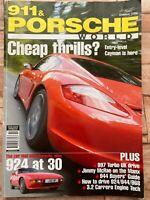 911 & Porsche World Magazine - October 2006 - Cayman 2.7, 924 at 30, 944 Guide