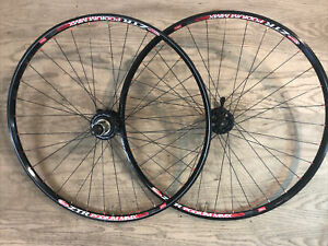 "Stans No Tubes ZTR Podium MMX 26"" QR American Classic Mountain Bike Wheelset"