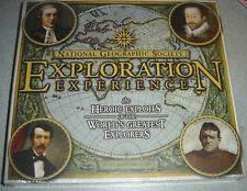 Exploration Experience The Heroic Exploits of the World's Greatest Explorers NEW