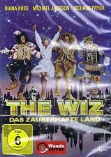 DVD NEU/OVP - The Wiz - Das zauberhafte Land - Diana Ross & Michael Jackson