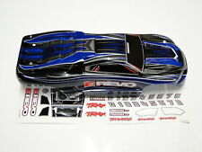 NEW TRAXXAS 1/16 E-REVO Body Painted Blue RE6B