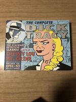 The Complete Dick Tracy Vol 14 1951-53 IDW Crewy Lou Mr. Crime
